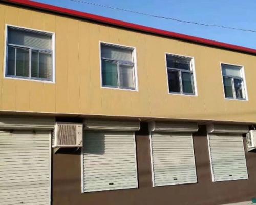 旧房改造外墙保温