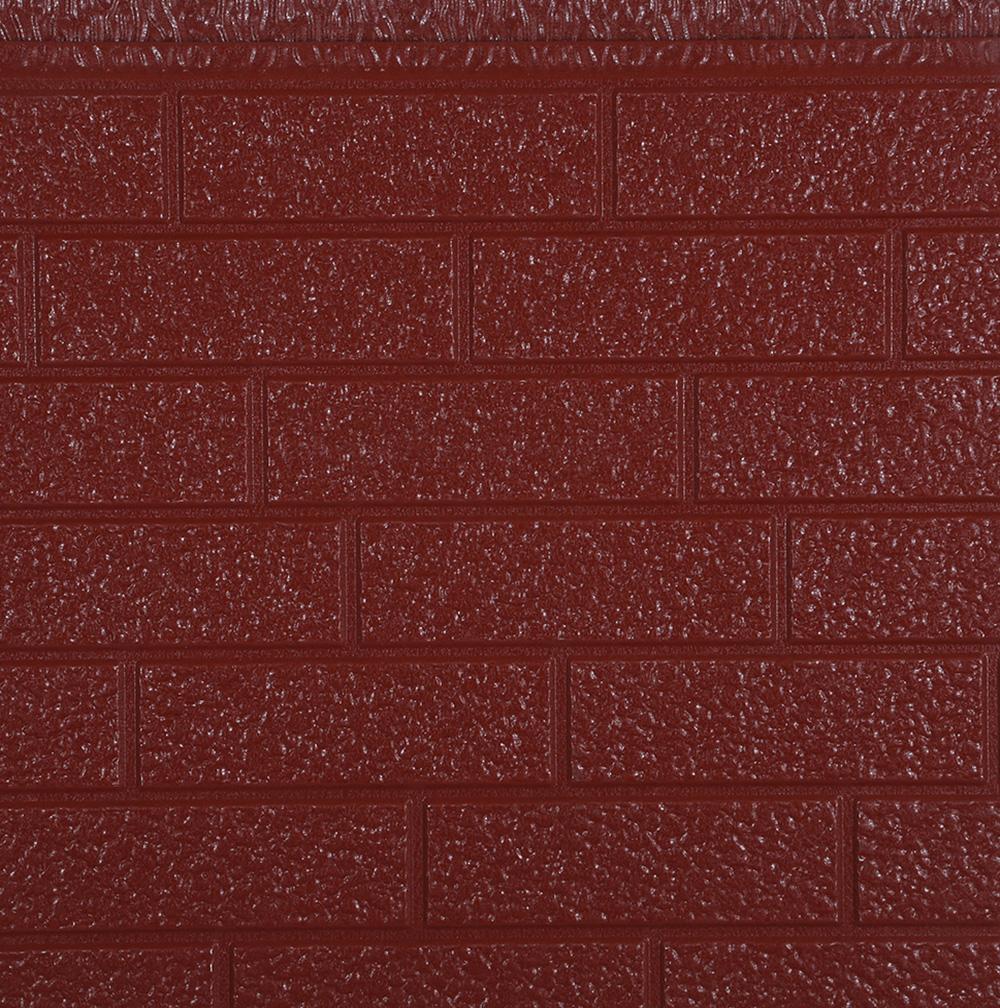 External wall metal insulation board