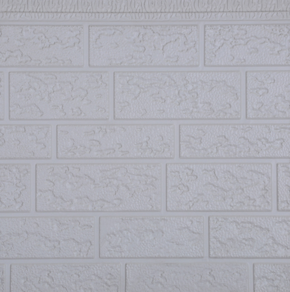 External wall insulation and decoration integrated board