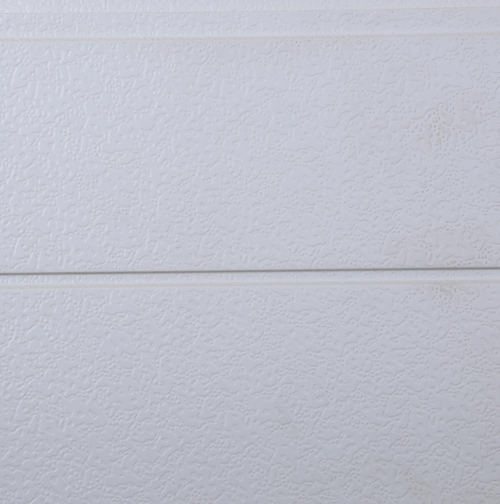 Metal carved exterior wall decorative panel