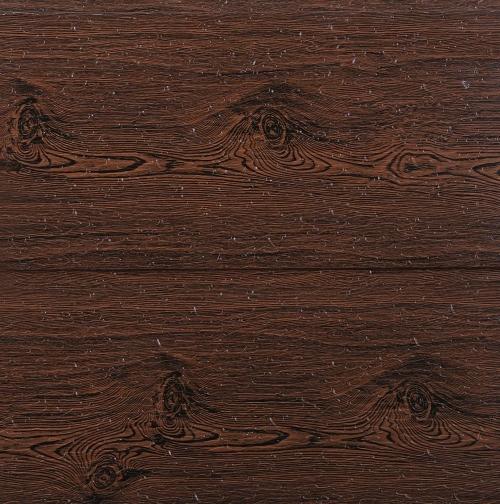 Wood grain exterior wall metal carved board