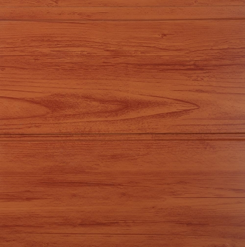 Wood grain metal composite board
